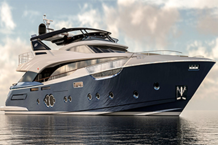 MCY 96: The Latest Evolution for Monte Carlo Yachts