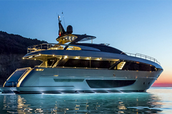 Riva 100′ Corsaro: the first few images of the new conqueror of the seas!