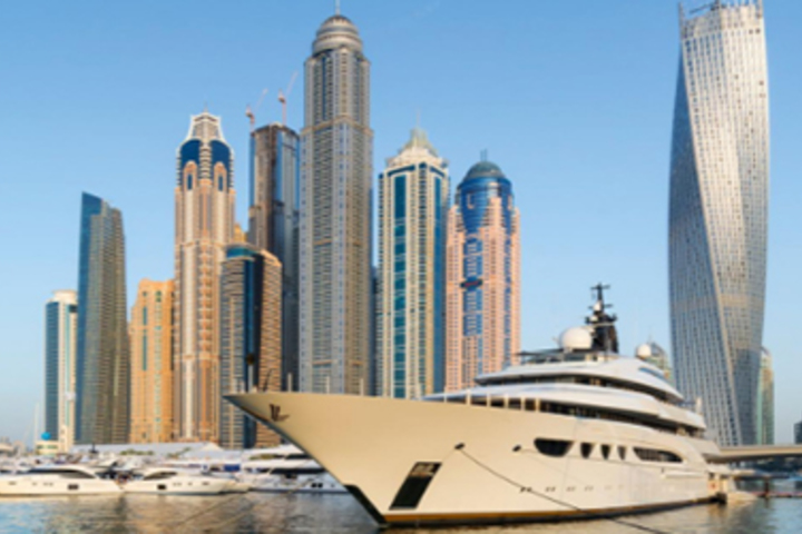 Why visit the Dubai International Yacht Show?