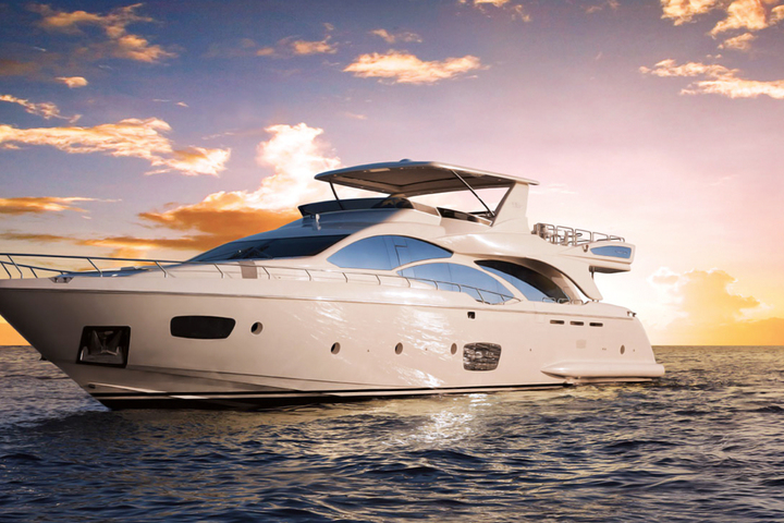 Best places to visit on a yacht in Miami