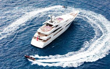 St. David is open for charters in the Caribbean