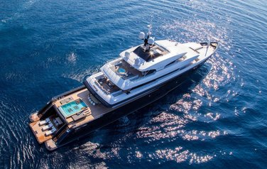Megayacht Icon was sold on the Monaco Yacht Show 2017