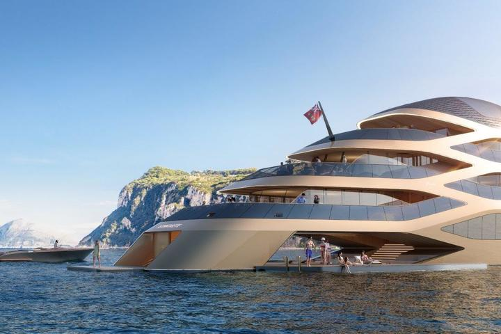 Se77antasette - luxury collaboration Benetti and Romero