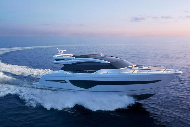 New sport yacht Princess S78