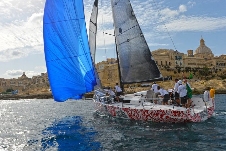 Bogatyr 'έχει κερδίσει στη Rolex Middle Sea Race