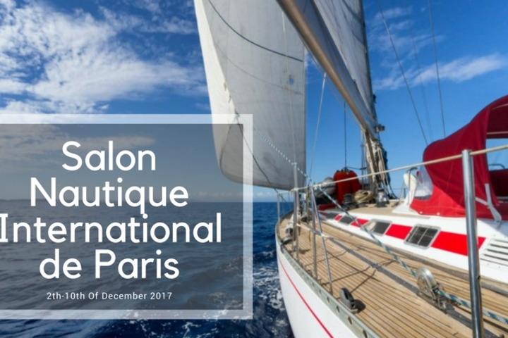 Parisian boat show will be held in Port de Versailles from December 2 to 10