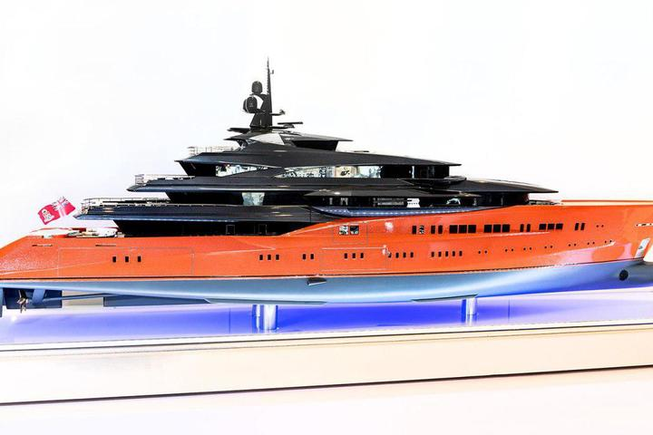 Diamond concept Lumen from Oceanco