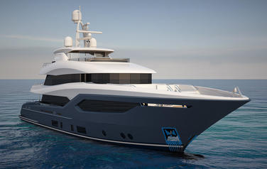 "The new flagship ""Viatoris"" from the Conrad"