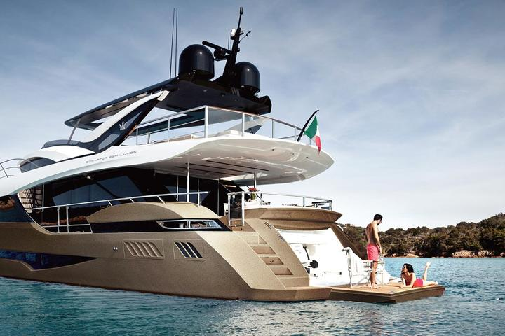 Dominator Yachts will releases2 superyachts
