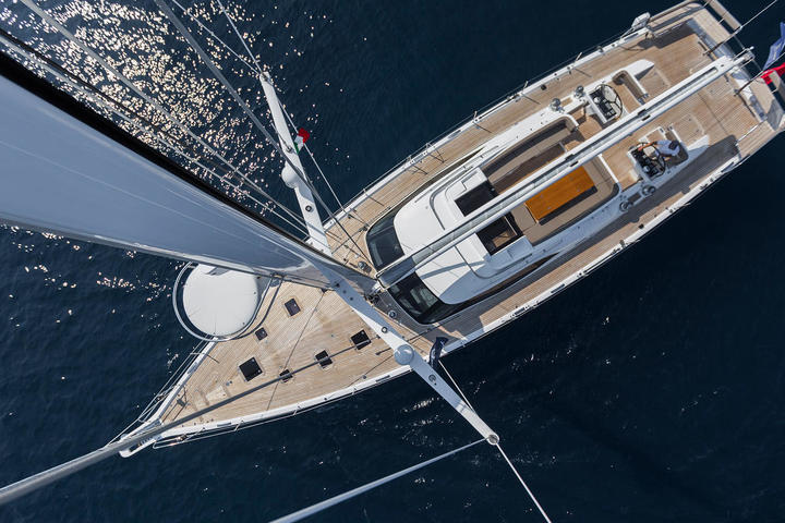 The unexpected bankruptcy of Oyster Yachts