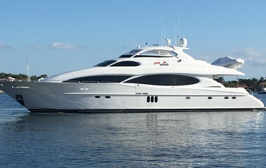 Gale Winds from Lazzara Yachts was sold