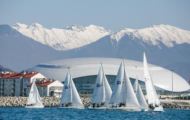 The 5th stage of the Sochi Winter Cup