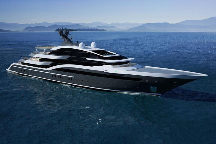 90-meter Project Y717 from Oceanco