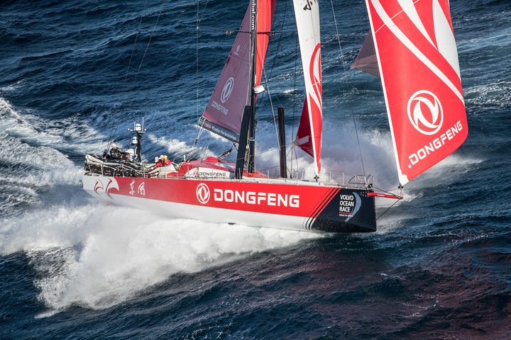 7th stage of VOR started in Auckland