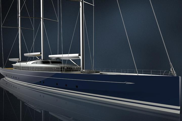 Project RH400 from Royal Huisman