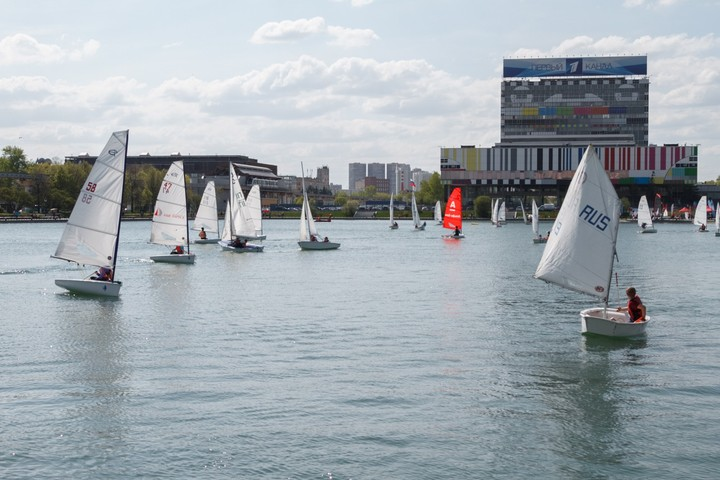 Moscow Sailing Festival will be held in Ostankino