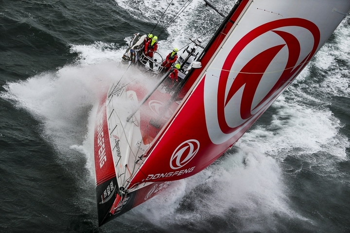 Dongfeng Race won the Volvo Ocean Race