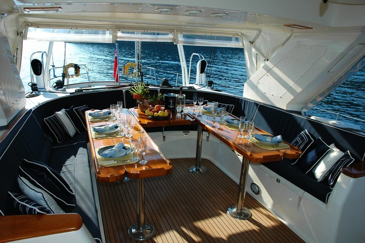 Yacht Rental in Moscow this summer