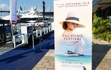 Cannes Yachting Festival: start in September 11