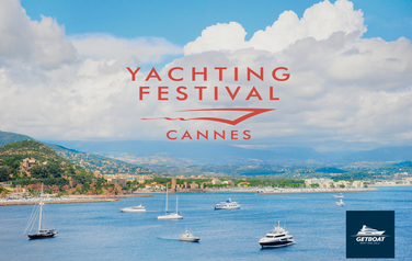 Get Boat will take part in Cannes yacht festival!