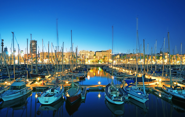 The next stop is Barcelona Boat Show