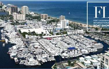 Fort Lauderdale International Boat Show starts soon