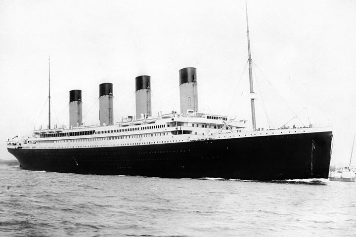 Replica of the Titanic will be launched in 2022