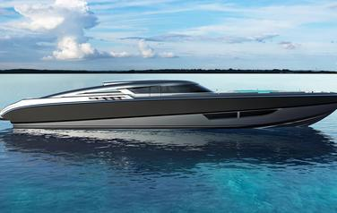 New project Super RIB by Federico Fiorentino