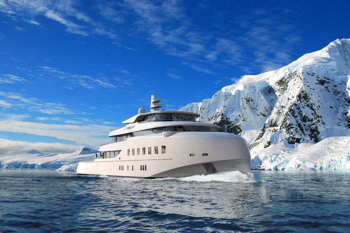 Hawk Yachts will present the expedition yacht HAWK RANGER