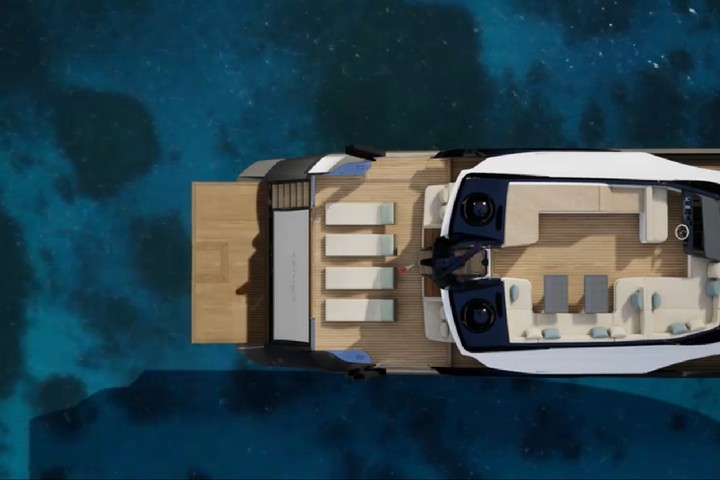 Azimut Yachts has posted a video about the new S10