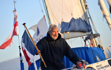 The Golden Globe Race got its winner
