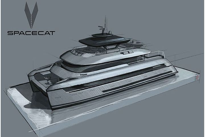 New eco-project from Espen Oeino and SilverYachts