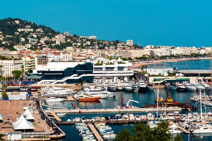 5 most luxurious yachts in Cannes