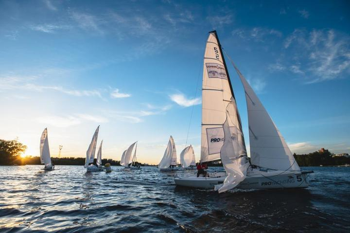 PROyachting started a Fun Race series