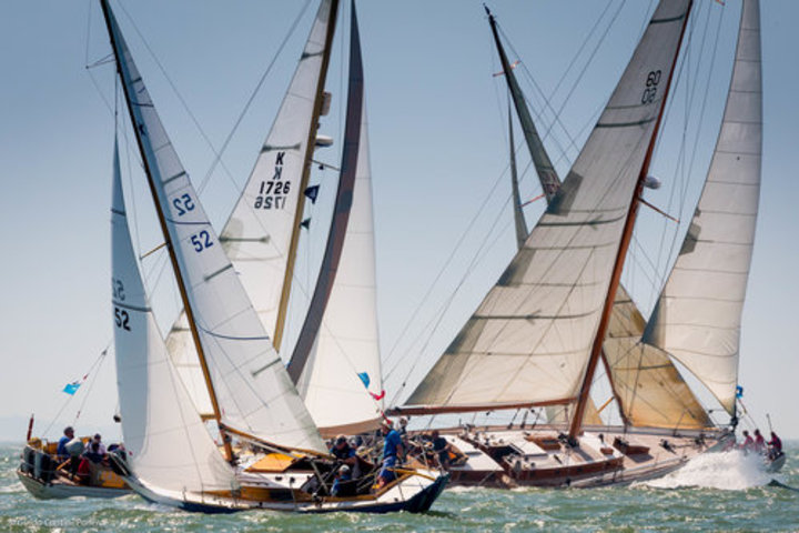 17 регата British Classic Week