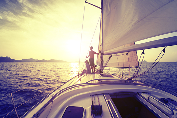 Etiquette on board the yacht: current tips