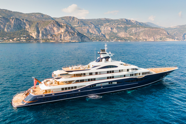 The MYS Superyacht winners
