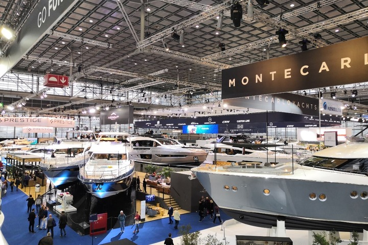Product Innovations at Boot Dusseldorf