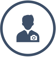 Role icon  0000 service photographer